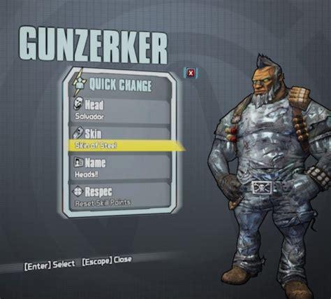borderlands  gunzerker supremacy pack orczcom