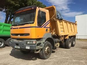 Camion Benne Renault : camion benne renault kerax 400 6 6 vitp34 ~ Medecine-chirurgie-esthetiques.com Avis de Voitures