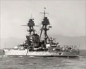 USS Oklahoma Battleship