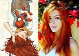 CELLULOID AND CIGARETTE BURNS: Elena Satine Playing Mary Jane?
