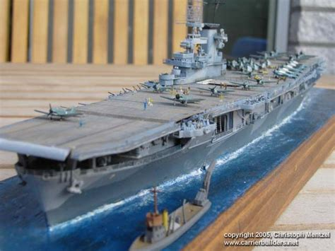How To Stain Wood Deck by Uss Wasp Cv 7 By Christoph Mentzel