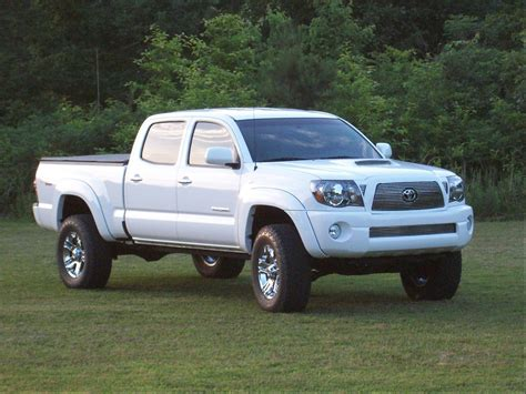 Toyota Tacoma 4x4 Double Cab Photos And Comments Www