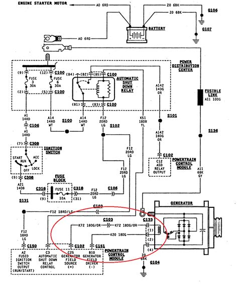 Wiring Diagram Jeep Wrangler Stereo Throughout