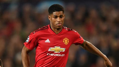 He started at his youth career at 'the mancunians' at the age of seven. Marcus Rashford Withdraws From England Squad Due To An Ankle Injury. - Wazobians