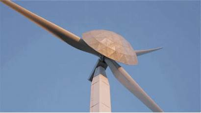 Wind Turbine Ge Electric General Energy Experimental