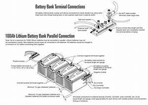 Lithium Batteries  Lifepo4    Wiring Diagram - Go Power