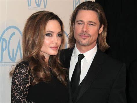 Angelina Jolies And Brad Pitts Relationship History