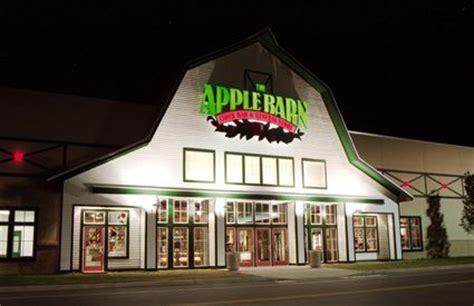 apple barn restaurant pigeon forge apple barn in pigeon forge gatlinburg trip