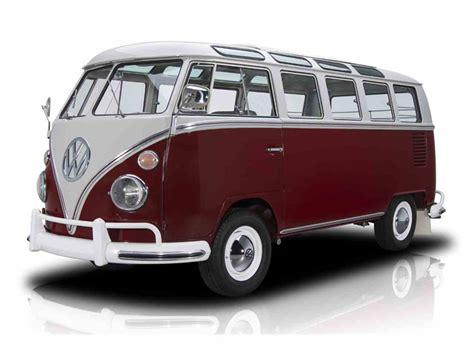 1966 Volkswagen Kombi 21 Window Bus For Sale