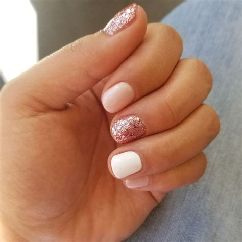 simple cute natural summer nail color designs  nails