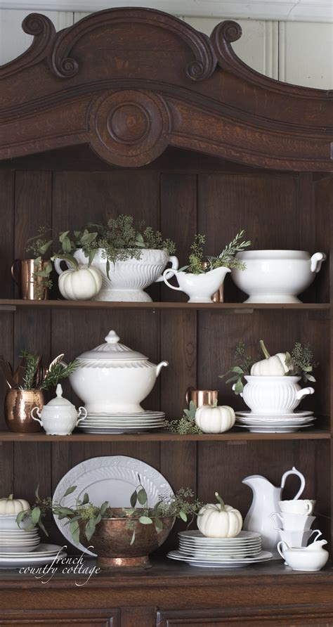 China Hutch Ideas by Tips And Tricks For Styling Your China Cabinet
