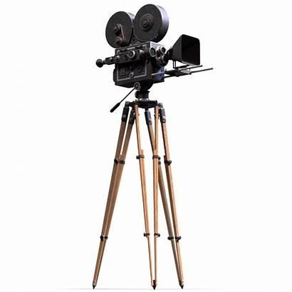 Camera Film Fashioned Clipart Classic 3d Clipartbest