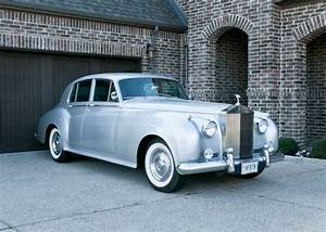 1959 Rolls Royce Silver Cloud Left Hand Drive  Silver W