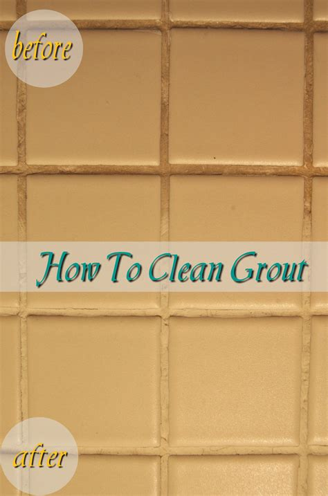 clean grout madestyle
