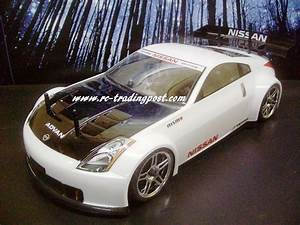 Nissan 350Z Nismo GT Custom Painted RC Touring Car / RC ...