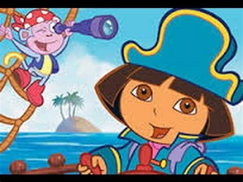 dora the explorer pirate adventure watch cartoon - Music