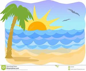Tropical Beach/ai Royalty Free Stock Image - Image: 2536396
