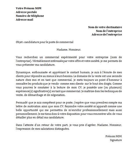 lettre de motivation employé de bureau emploi lettre motivation lettre de motivation recherche