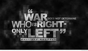 wallpaper war q... Military Genius Quotes