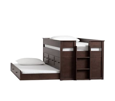 pottery barn trundle bed elliott captain s bed trundle pottery barn