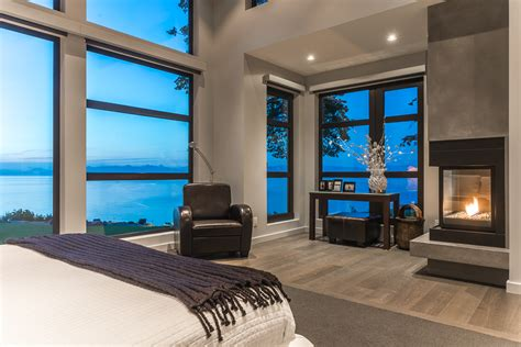 energy efficient luxury ocean view home  vancouver