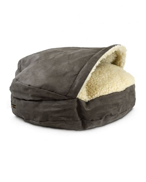 cozy cave xl dark chocolate luxury microsu 232 de 114 cm