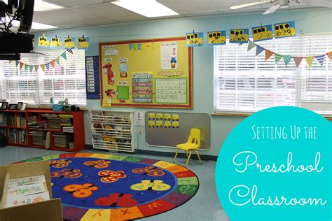 preschool classroom reveal happy home 521 | setting up the preschool classroom great ideas