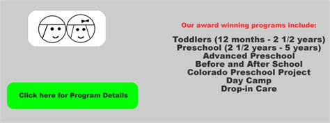 preschool amp day care in colorado springs co co 838 | programs