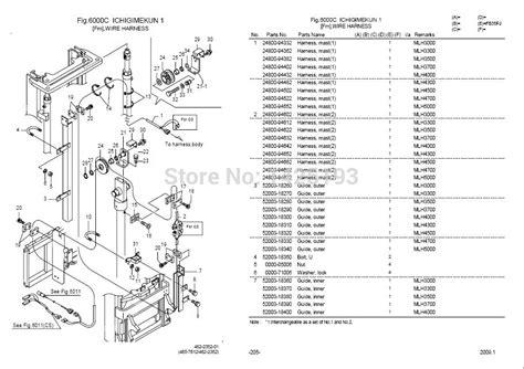 Car Spare Parts Diagram