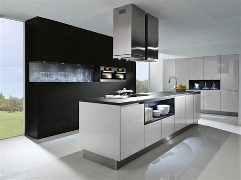 grey gloss kitchen cabinets light grey lacquer kitchens from lwk kitchens 4064