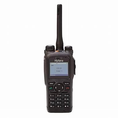 Plus Hytera Radio Way Portable Tetra F5