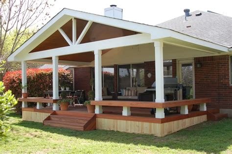 deck design ideas covered deck designs homesfeed