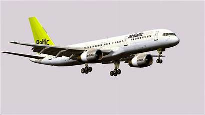 Boeing 757 200 Aircraft Air Baltic Airline
