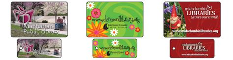 adult plastic library cards teslin custom library cards