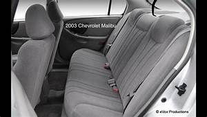 2004 Chevy Malibu Interior Parts