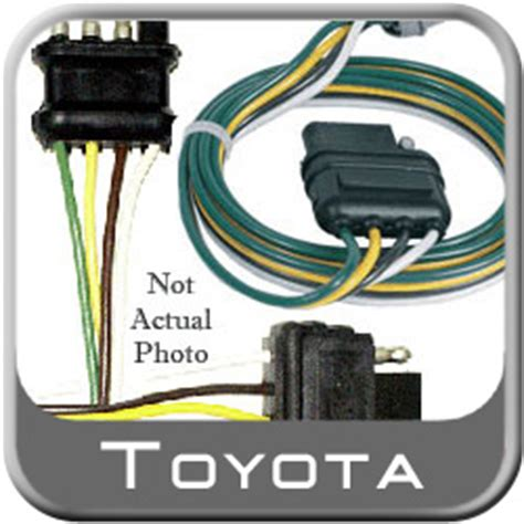 New Toyota Tundra Trailer Wiring Harness From