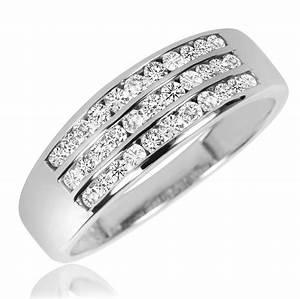 2 1/5 CT. T.W. Diamond Ladies Engagement Ring, Wedding ...