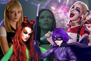 20, Best, Female, Characters, In, Comic, Book, Movies