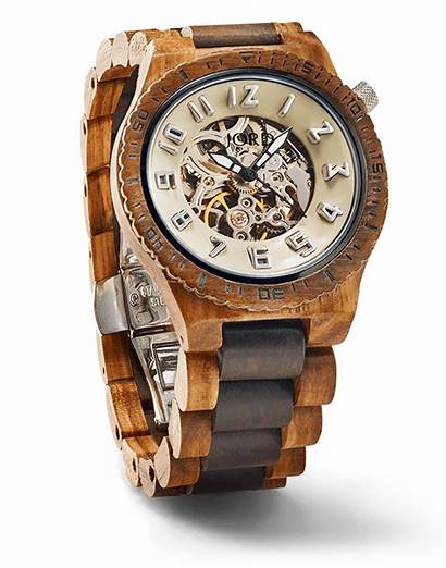 Zebrawood Gift Jord Dover Dark Sandalwood Watches