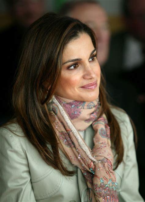Celebrities Naked Queen Rania Al Abdullah Of Jordan