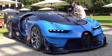 2019 Bugatti Chiron Vision Gt