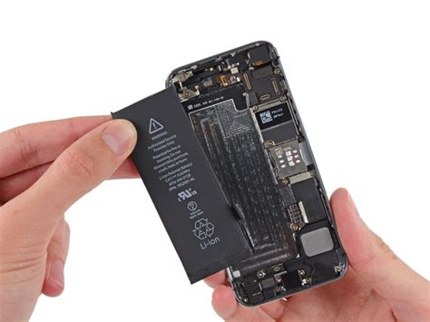 iphone 5s battery drain iphone 5s battery replacement ifixit