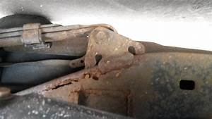 2000 Toyota Tacoma Frame Is Rusted Through  2 Complaints