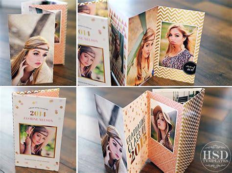 accordion book template templates  photographers