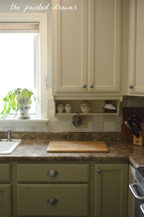 General Finishes Millstone Painted Kitchen Cabinets