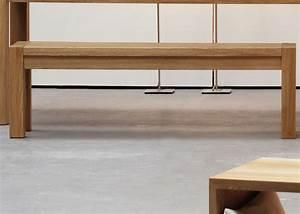 Table Et Banc En Bois : banc de table en bois design scandinave valentino par jankurtz ~ Melissatoandfro.com Idées de Décoration