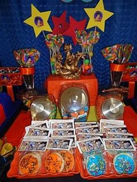 1000 images about dragonball z birthday party ideas