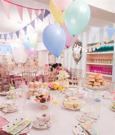 Kitchen Shower Ideas - baby shower afternoon tea venue north london teaparty uk com