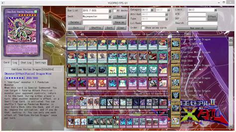 yu gi oh updated majespecter deck profile july 2015 youtube