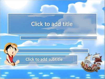 Anime Template For Powerpoint by 14 Best Images About Anime Powerpoint Templates On